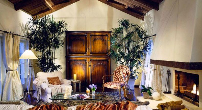 Winona Ryder'ın evi (4)